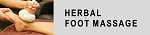 Gift Certificate - Herbal Foot Massage