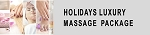 Gift Certificate - Holiday Luxuries package