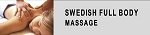 Gift Certificate - Swedish Full Body Massage