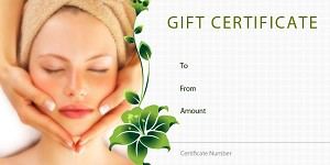 Gift Certificate - Dollar Amount