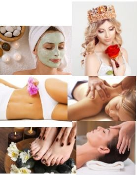 Queen of the Spa Day Package